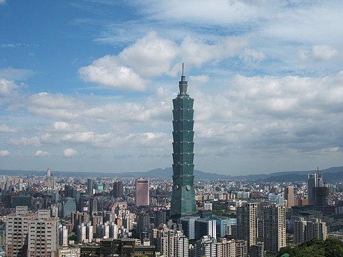 Taipei 101, la segunda torre más alta del mundo