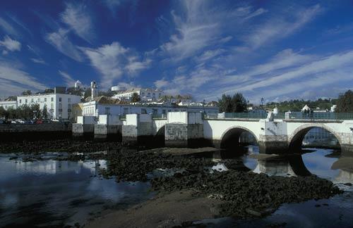 Tavira, una pequeña parte del Algarve