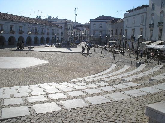 Plaza de Tavira