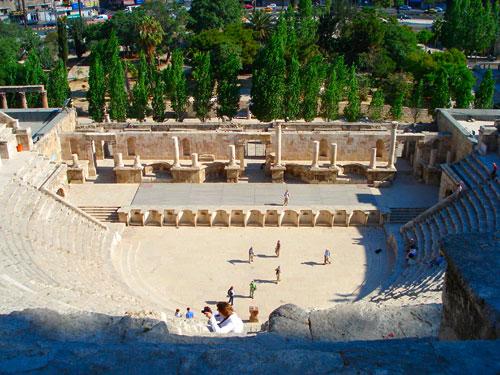 teatro romano amman1