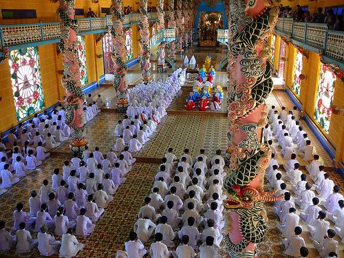 templo cao dai 2