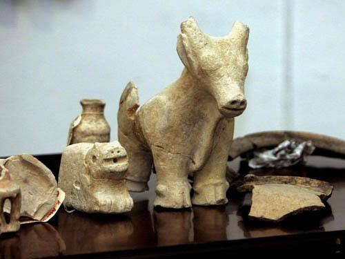 Descubierto un templo de la Edad de Hierro en Jordania