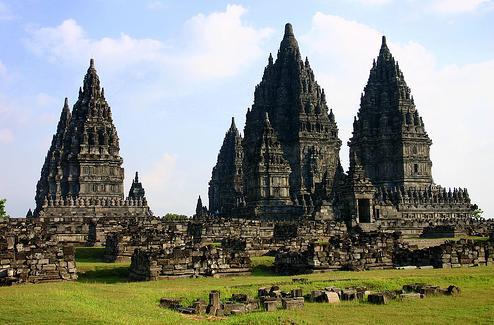 Los mejores templos de Indonesia