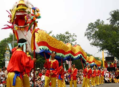 Tet, el Año Nuevo en Vietnam