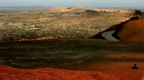 El Parque Nacional de Timanfaya