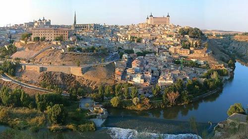 Turismo en Toledo, España
