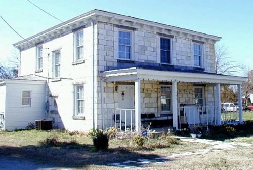 Casa de lapidas, Virginia