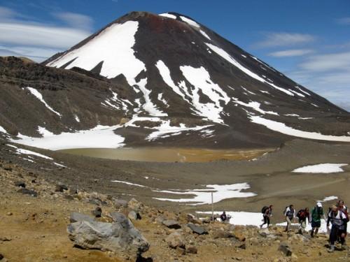 El Parque Nacional de Tongariro