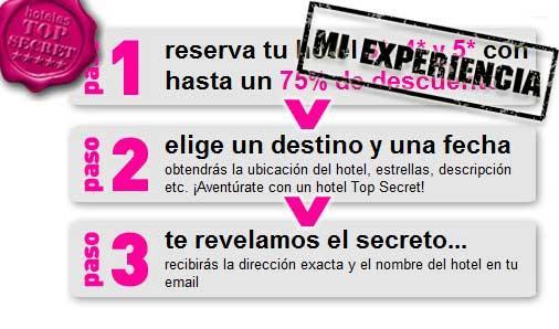 Hoteles Top Secret