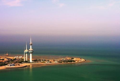 torres de agua kuwait 1