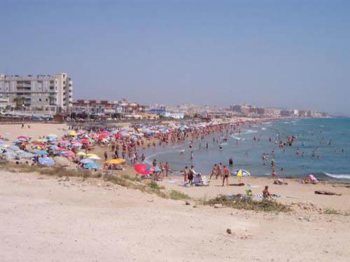 torrevieja playa