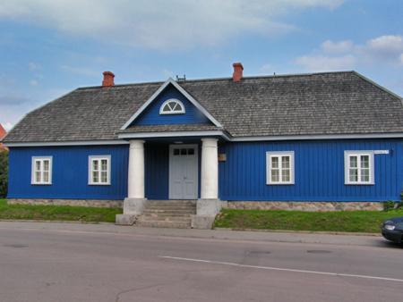 T�pica casa de los Karaitie