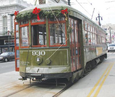 Tranvia de Nueva Orleans