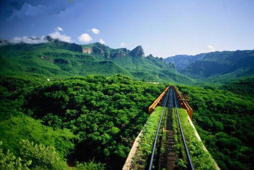 El Chepe, tren