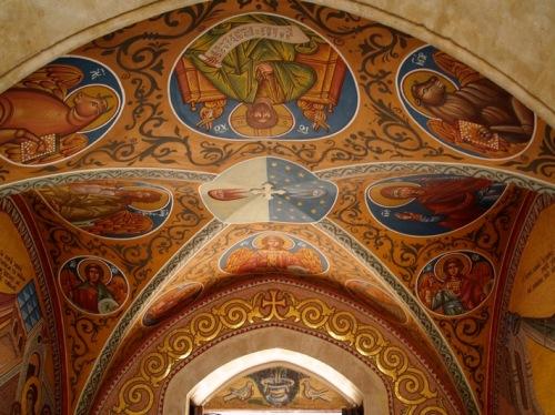 Iglesias pintadas de Troodos
