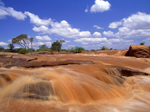 Parque Nacional de Tsavo