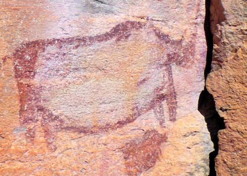 Tsodilo, el Louvre del desierto