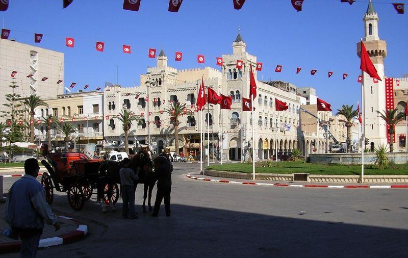Sfax, Túnez