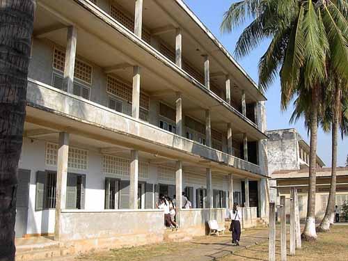 Camboya, Museo del Genocidio Toul Sleng S-21