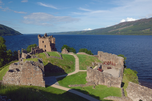 Los castillos más bonitos de Escocia