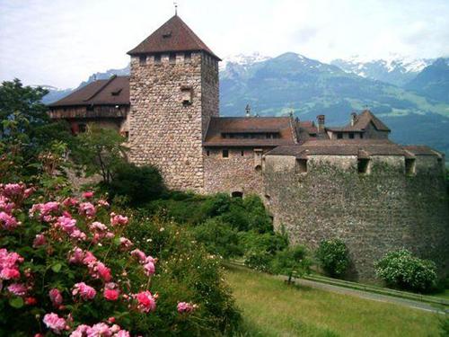Conociendo Vaduz con Goethe