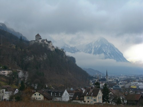 Viaje a Vaduz, guía de turismo