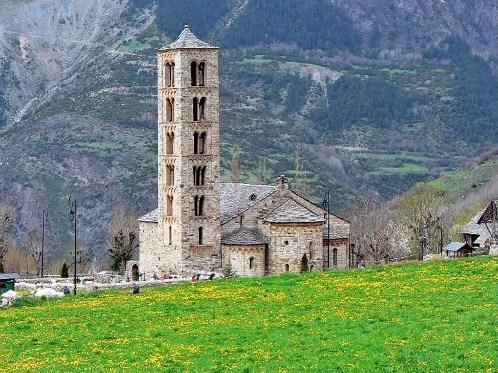 Las iglesias del Valle de Bohí
