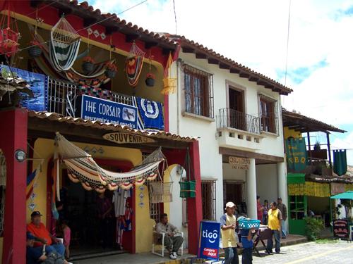 Valle de Ángeles, destino en Honduras