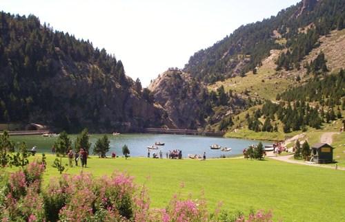 Turismo natural en el Valle de Nuria