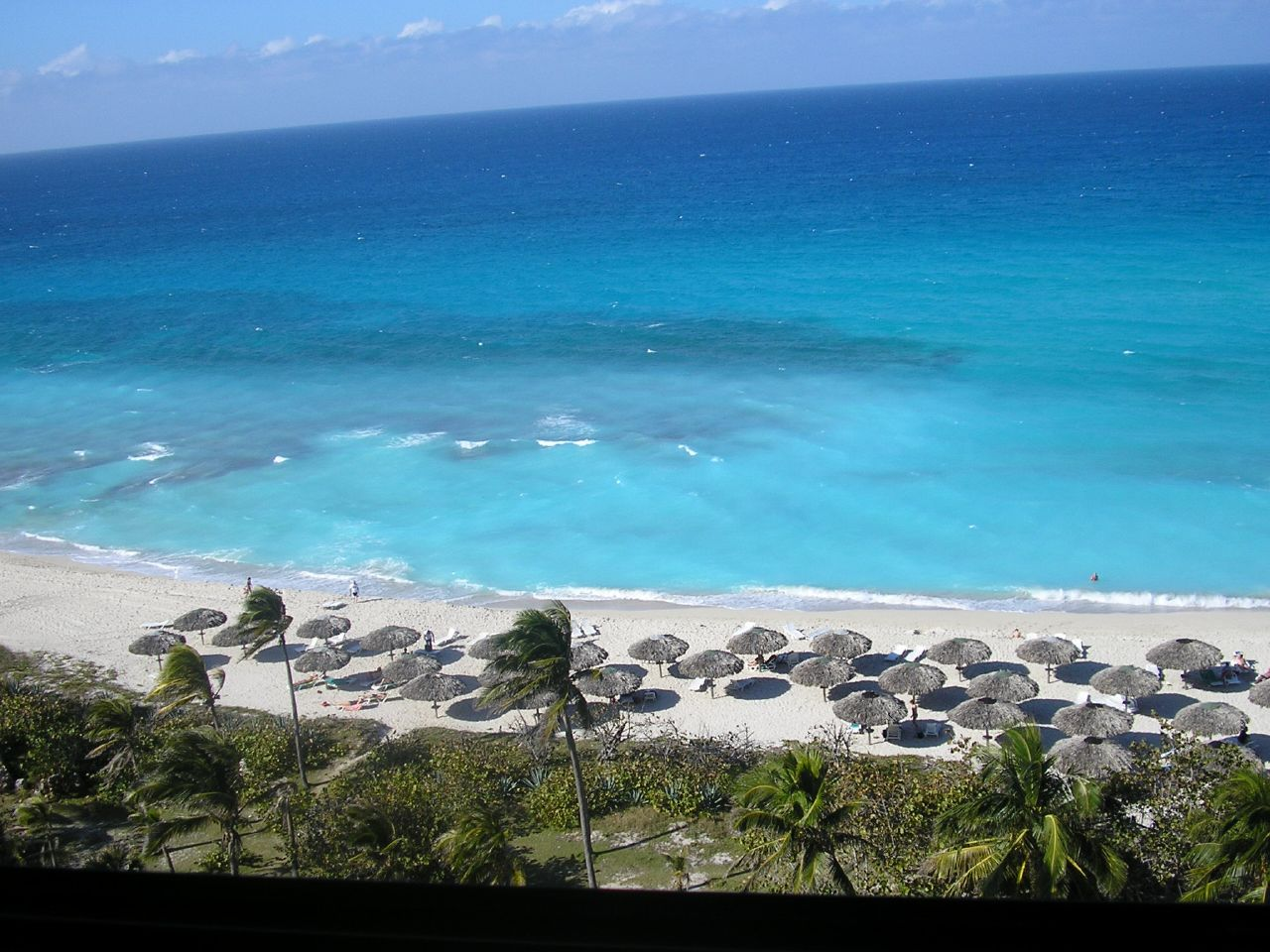 Varadero, la playa mas bella de Cuba