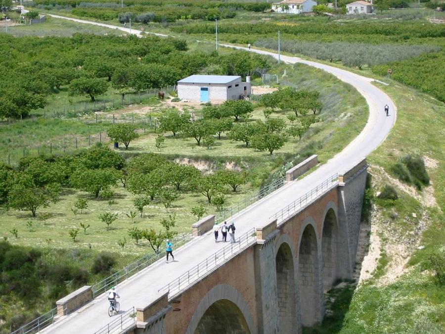 Un paseo por las Vías Verdes de España