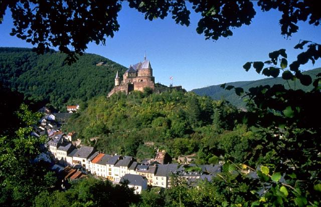 Vianden, la joya de la corona luxemburguesa