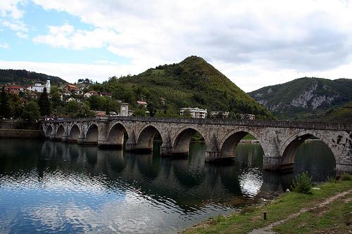 El Puente de Visegrado