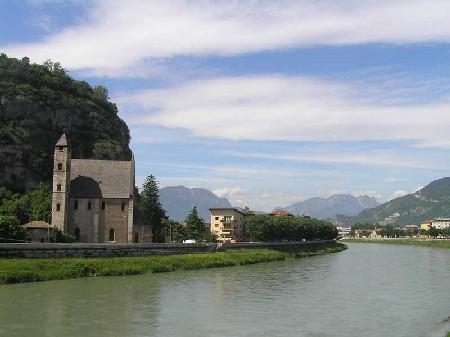 Vistas desde Trento