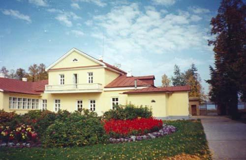 El Museo de Tchaikovsky en Votkinsk, Rusia