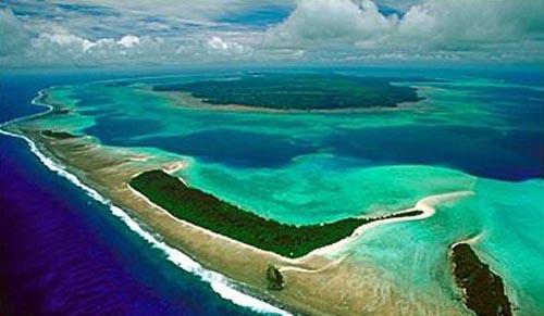 Wallis y Futuna, pequeñas islas con pasado caníbal