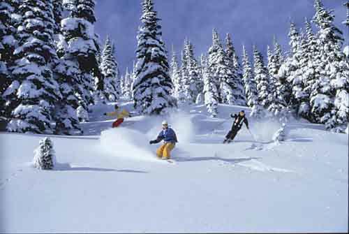 Whistler, estacion de esqui