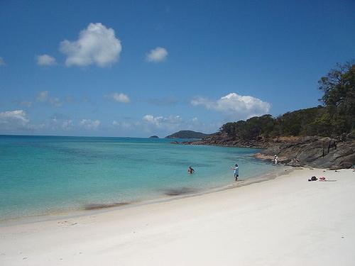 Australia, el reino de las playas