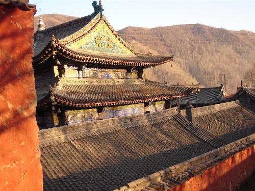 Monte Wutai, lugar sagrado en China