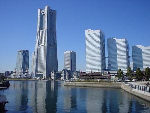 Yokohama, 150 años de puerto comercial