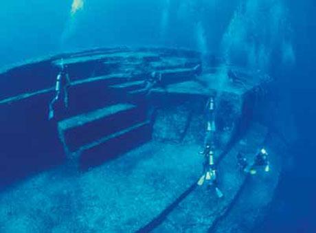 Las 7 más fascinantes ruinas submarinas